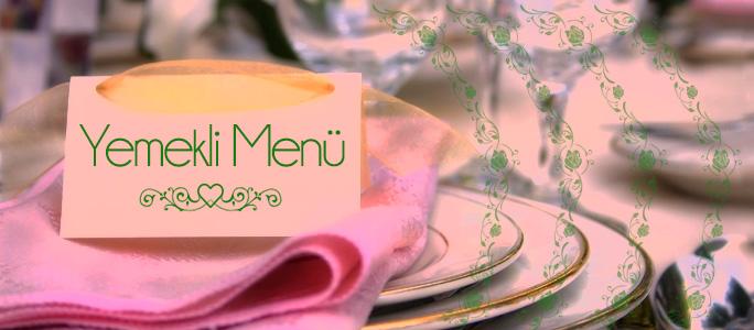 yesil-bahce-yemekli menü